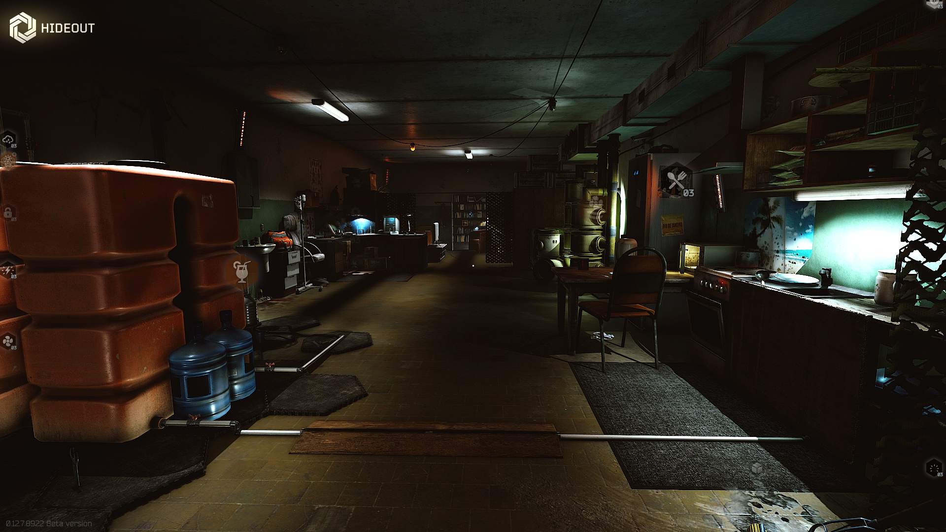 New Hideout Crafts And Trader Inventory To Escape From Tarkov