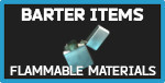 Flammable Materials Container Icon