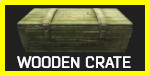Wooden Crate Icon