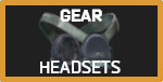 Gear Headsets Icon
