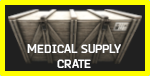 Medical Supply Crate Icon